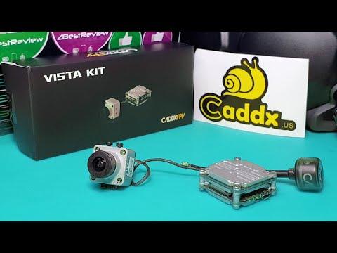 ✅ Caddx Vista - Цифровая FPV Система для DJI HD FPV ! 🔥