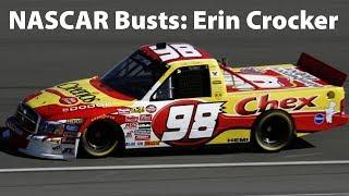 NASCAR Busts: Erin Crocker