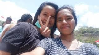 Vacation to Ngrenehan Beach (Saint Michael High School Yogyakarta)