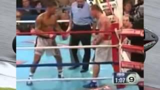 Лучший раунд боксе Артуро Гатти Микки Уорд