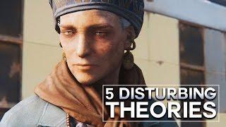 Fallout 4 - 5 Disturbing Theories