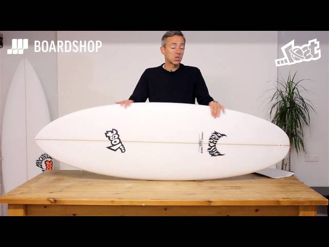 Lost Puddle Jumper RP Surfboard Review