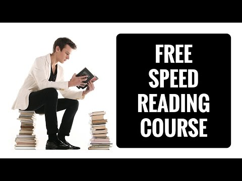 Free Speed Reading Course