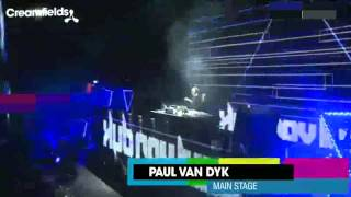 Paul van Dyk - Live @ Creamfields Buenos Aires 2012