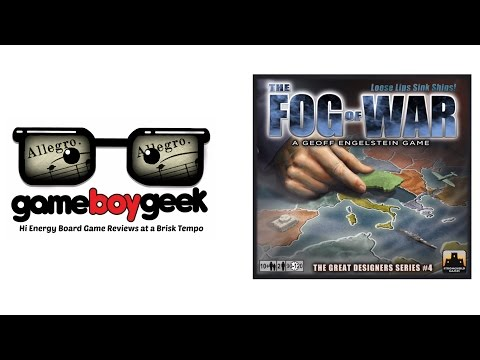 The Fog of War (Allegro 2-min) Review with the Game Boy Geek