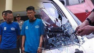 Perampok Bermodus Pecah Kaca Mobil Asal Palembang Dibekuk Polisi di Surabaya