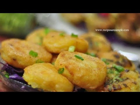 Indonesian Potato Patties | Perkedel Kentang (Begedil)
