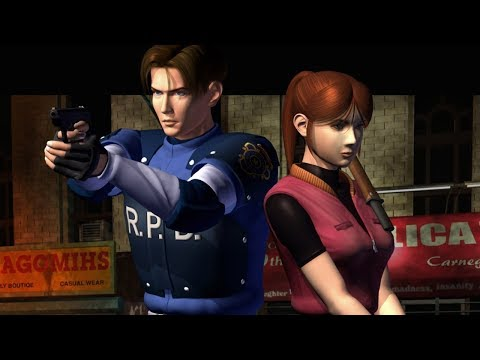 Back to the Past: Resident Evil 2 - YouTube
