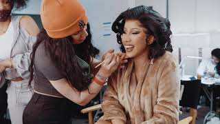 Cardi B - Up (Behind The Scenes) [Part 1]