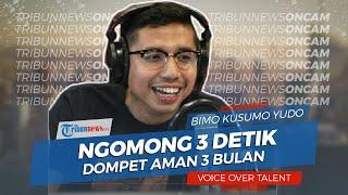 Cerita Sukses Bimo Kusumo, Suara Emas 3 Detiknya Bisa untuk Hidup 3 Bulan