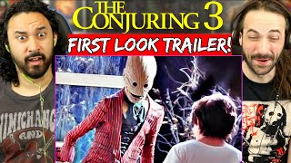 THE CONJURING 3 | First Look TRAILER - REACTION! by The Reel Rejects