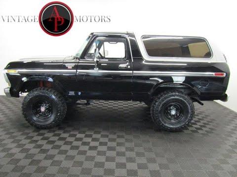Video of '78 Bronco located in North Carolina - PXSY