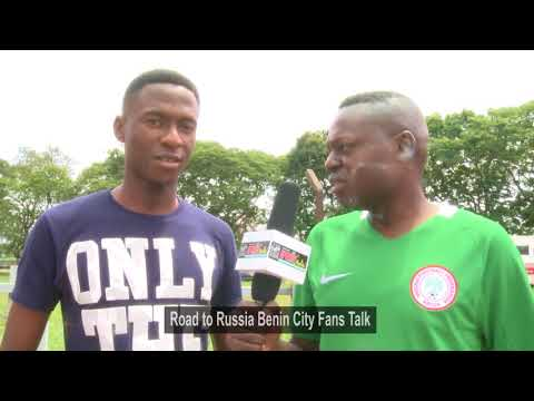 ROAD TO RUSSIA 2018: Benin City Fans predict disaster for Zambia