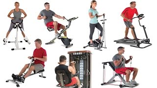 Best Home Fitness Equipment - Top 10 Home Gym Exercise Machines 2020