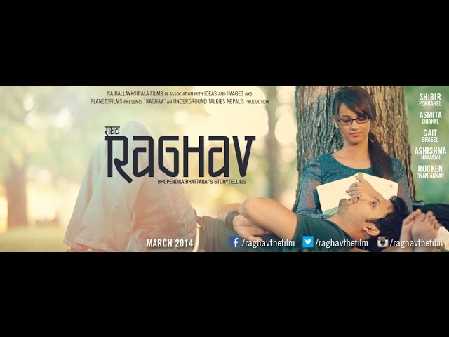 "Thumnail of Trailer of Movie ""Raghav"""