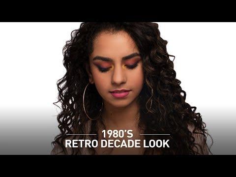 80s Makeup Resham Kundnani