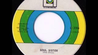 Sam Dees Soul sister