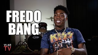 Fredo Bang On His Father Telling Him He's A Homosexual (Part 1)