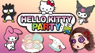 WHY DID WE INVITE HER? - Hello Kitty Party