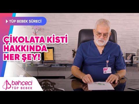 Prof. Dr. Mustafa Bahçeci Anlatıyor: Çikolata Kisti Nedir? Kısırlığa Sebep Olur mu?
