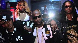 Young Jeezy Ft. 2 Chainz - SupaFreak (Prod. By D. Rich)