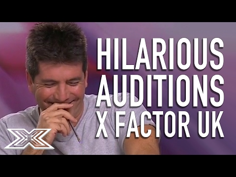 Hilarious Auditions on The X Factor UK | X Factor Global