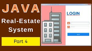 Java Project Tutorial - Create a Real Estate Management System - PART 4