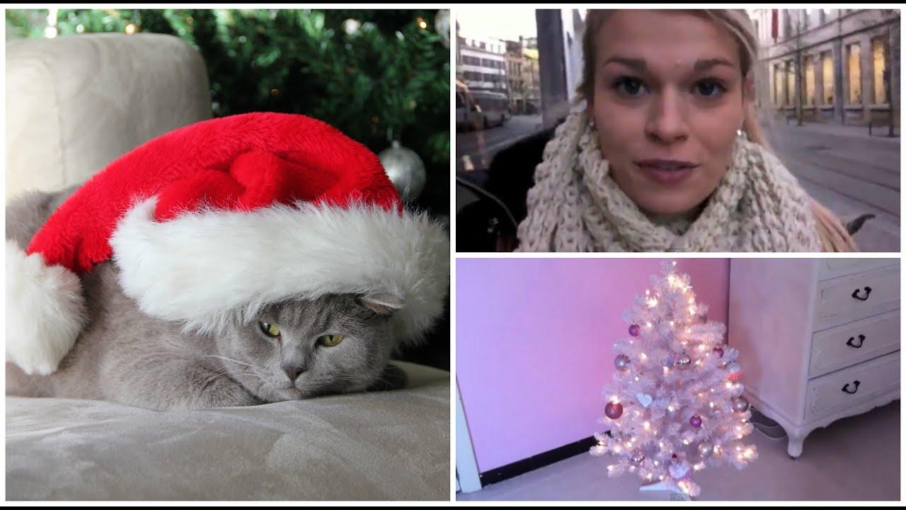Dag uit mijn leven: school, kerstversiering & meer!