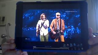 """My fav song to bake to! """"Cake to Bake"""" by Aarzemnieki, Latvia's entry Eurovision 2014"""