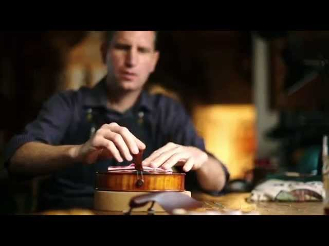 "Benning Violins: Finding Bespoke ""The Violinmaker"" - A film by Michael Bernard"