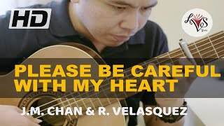 Please Be Careful With My Heart - Jose Mari Chan & Regine Velasquez (solo guitar cover)