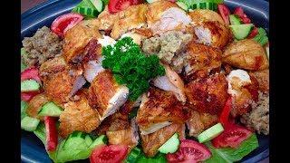 Chicken Platters Recipe in Urdu