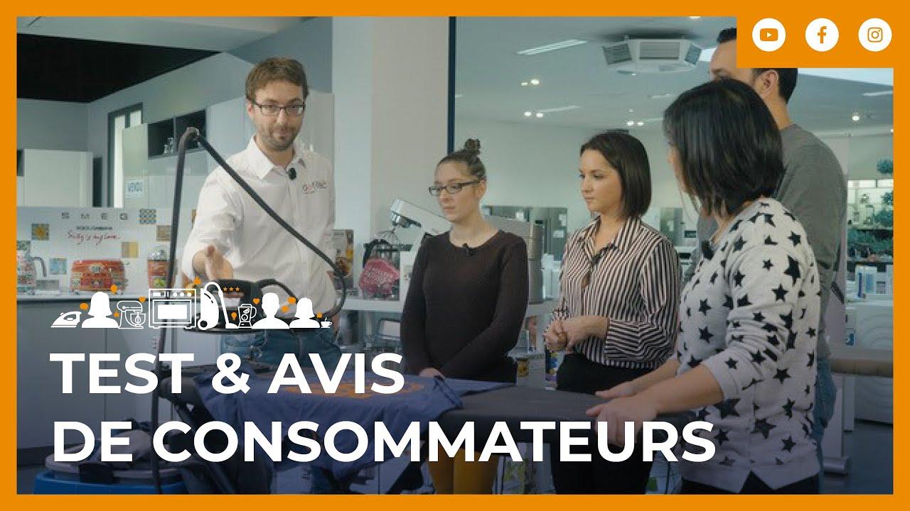 Système de repassage Smart U Laurastar - Test et Avis Conso de Thomas & nos Ambassadeurs