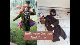 Halloween Costume: The Mad Hatter
