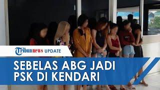 11 Gadis ABG Terlibat Prostitusi Online di Kendari, Tawarkan Lewat MiChat, Tarif Mulai Rp500 Ribu
