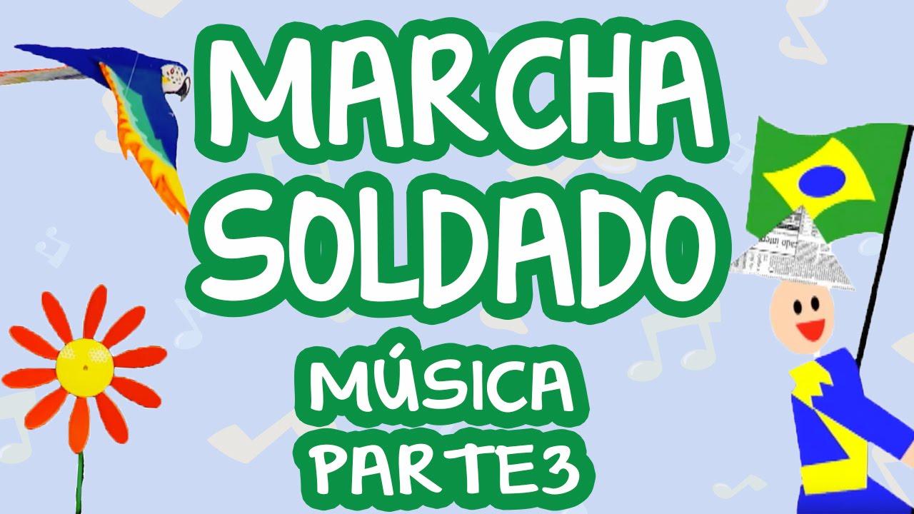 MARCHA SOLDADO E OUTRAS CANÇÕES INFANTIS | BEBÊ MAIS MÚSICA | PARTE III