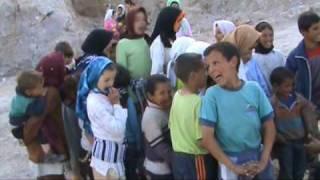 preview picture of video 'La Marche Verte Sportive Talasmtane National Parc, Morocco'