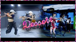 HYO(효연) - Dessert 안무는 어떻게 바뀌었을까? (1차 시안 공개!) Choreography by Rian
