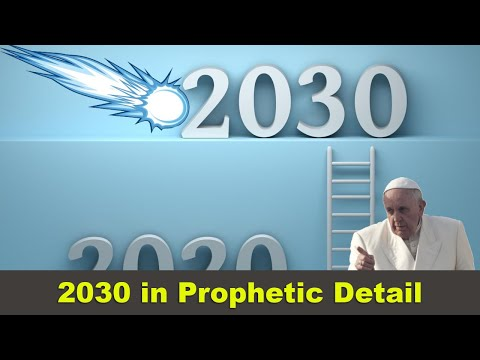 2030 in Prophetic Detail