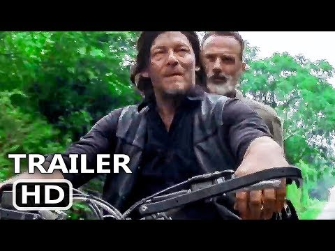 TV Trailer: The Walking Dead Season 9 (0)