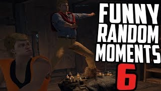 Friday the 13th funny random moments montage 6