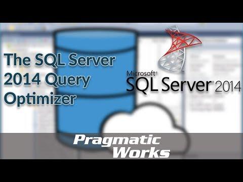 The SQL Server 2014 Query Optimizer