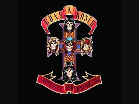 Guns N Roses - Anything Goes