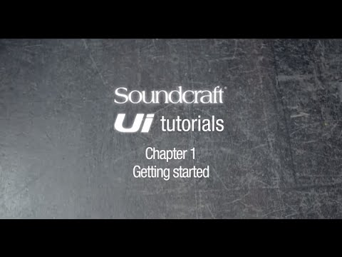Digimikseri Soundcraft UI16