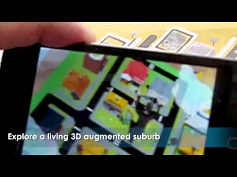 Commonwealth Bank Using Augmented Reality As An Ad For Property App