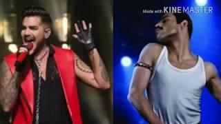 Adam Lambert Explains Why Rami Malek Is the Perfect Freddie Mercury