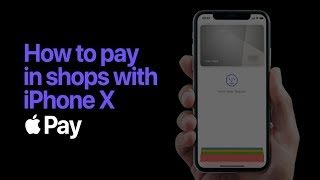 Apple Pay – pay with a Face ID compatible device in stores