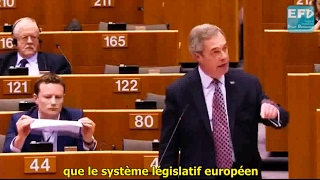 "Nigel Farage : ""Si j"