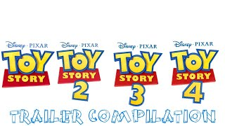 Toy Story 1 4 | Trailer Compilation