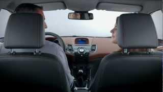 New Ford Fiesta Debuts MyKey In Europe